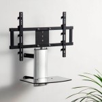 Wall-mounted-bracket-TV